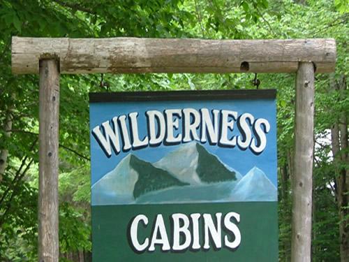wilderness cabins