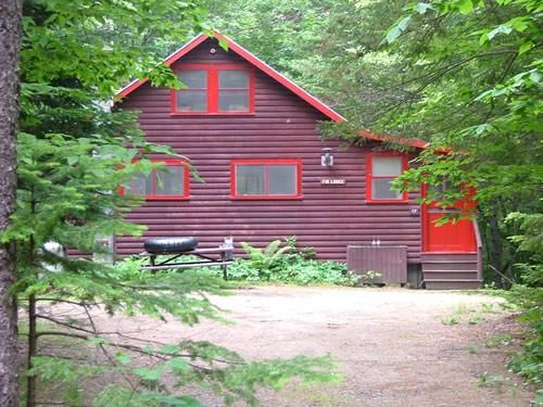 fir cabin